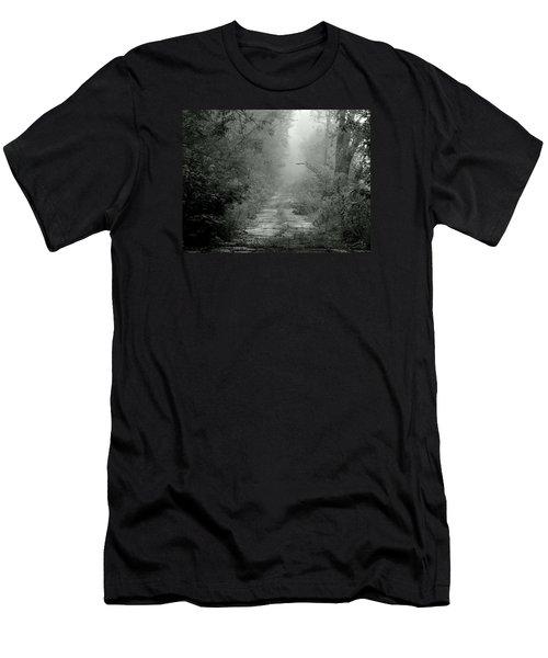 Tuatha De Danann Road Men's T-Shirt (Athletic Fit)