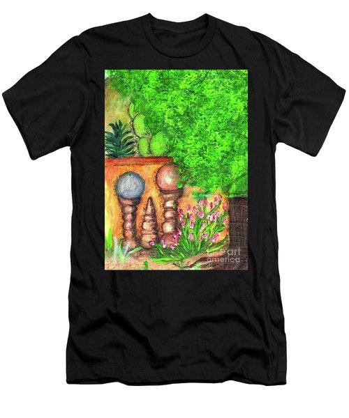 Tucson Garden Men's T-Shirt (Athletic Fit)