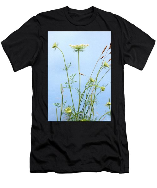 Tuft Of Queen Anne's Lace Men's T-Shirt (Athletic Fit)