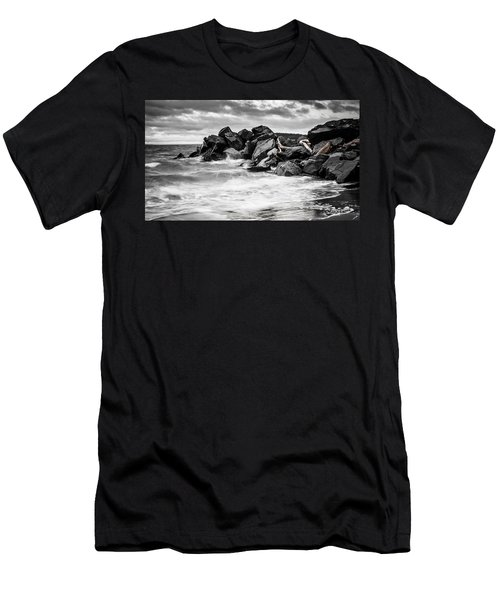 Tugboat Cove Men's T-Shirt (Athletic Fit)