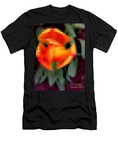Tulip 1 Honoring Princess Diana Men's T-Shirt (Athletic Fit)
