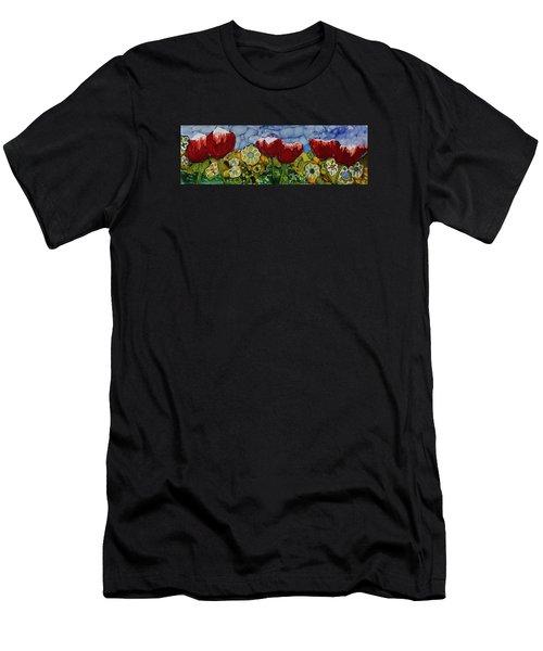 Tulip Bonanza Men's T-Shirt (Athletic Fit)