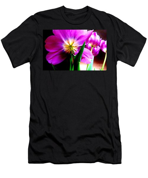 Tulip Time Men's T-Shirt (Athletic Fit)
