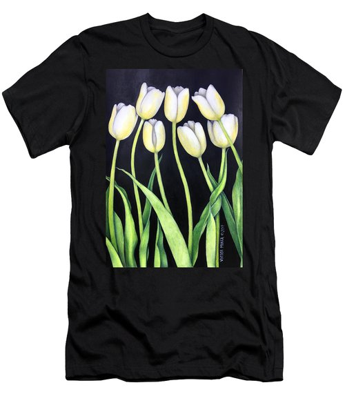 Tulip Men's T-Shirt (Athletic Fit)