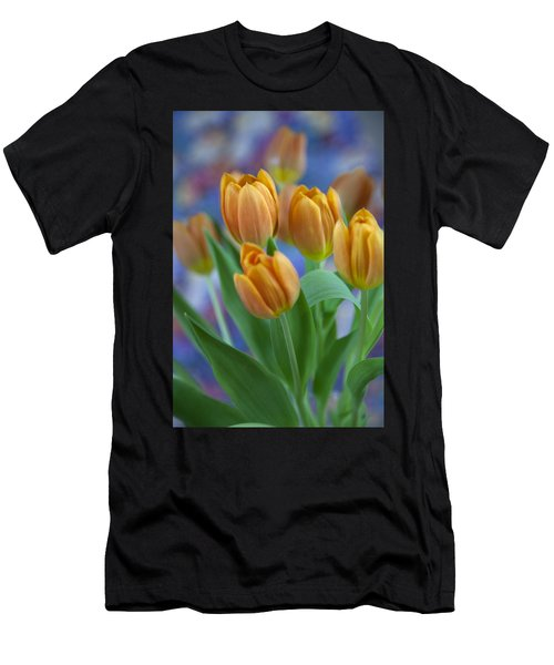 Tulips 2015 #1 Men's T-Shirt (Athletic Fit)