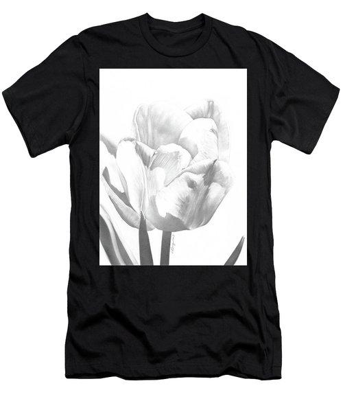 Tulips No. 1 Men's T-Shirt (Athletic Fit)