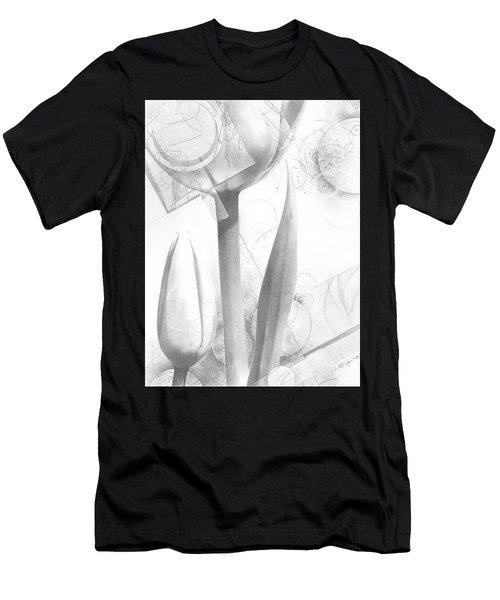 Tulips No. 2 Men's T-Shirt (Athletic Fit)
