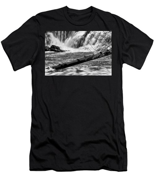 Tumwater Waterfalls#2 Men's T-Shirt (Athletic Fit)