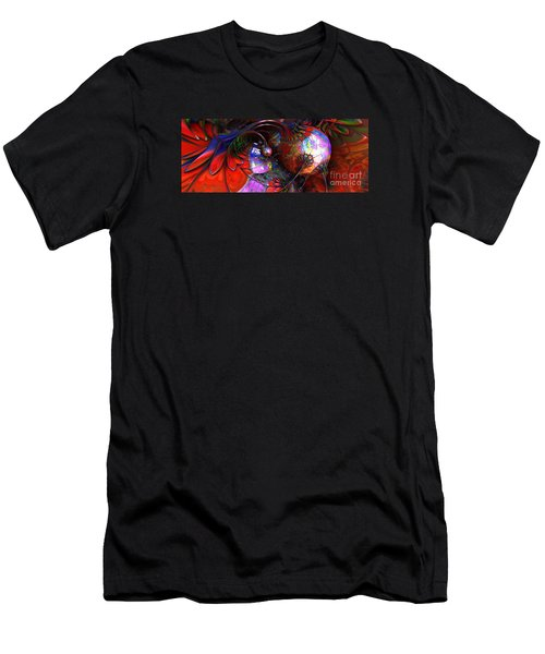 Tuns Of Paint Men's T-Shirt (Athletic Fit)