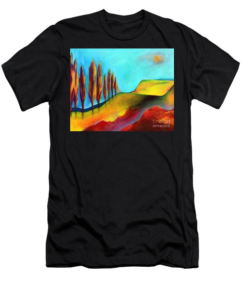 Tuscan Sentinels Men's T-Shirt (Athletic Fit)