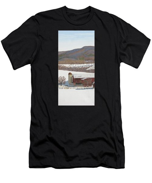 Tussey Mountain View Men's T-Shirt (Athletic Fit)