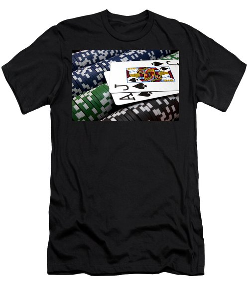 Twenty One Men's T-Shirt (Athletic Fit)