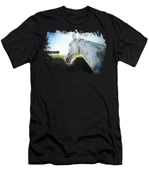 Twilight Dreams Men's T-Shirt (Athletic Fit)
