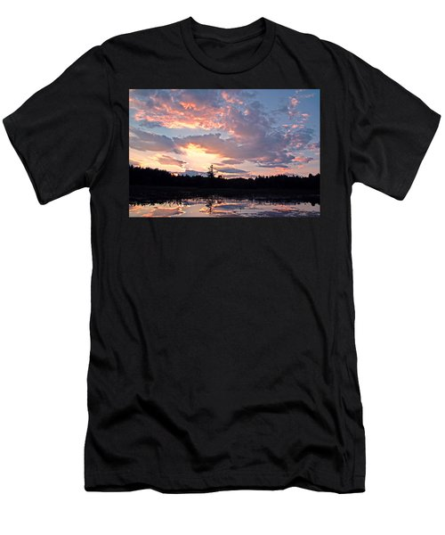 Twilight Glory Men's T-Shirt (Athletic Fit)