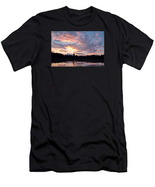 Twilight Glory Men's T-Shirt (Athletic Fit)