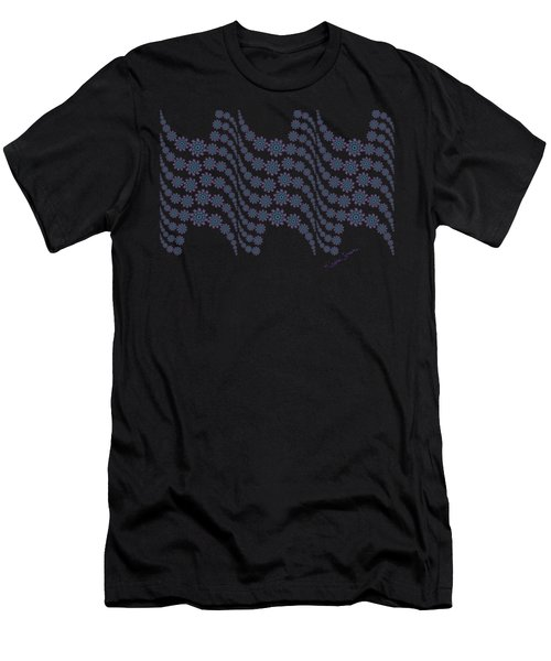 Twilight Ocean Men's T-Shirt (Athletic Fit)