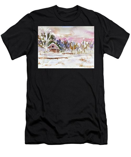 Twilight Serenade I Men's T-Shirt (Athletic Fit)