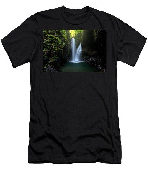 Twin Falls Men's T-Shirt (Athletic Fit)