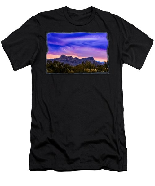 Twin Peaks H30 Men's T-Shirt (Athletic Fit)