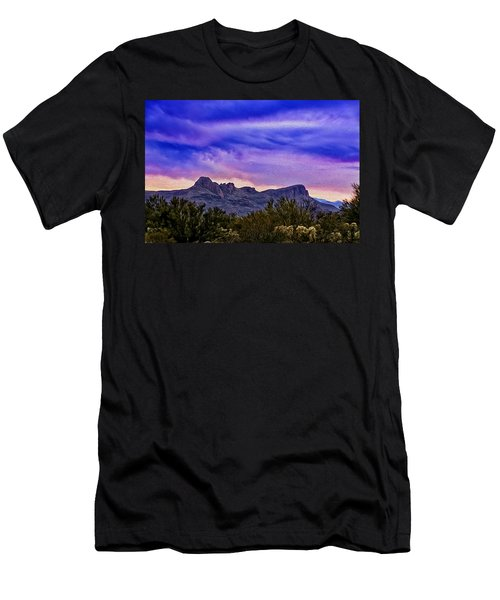 Twin Peaks H31 Men's T-Shirt (Athletic Fit)