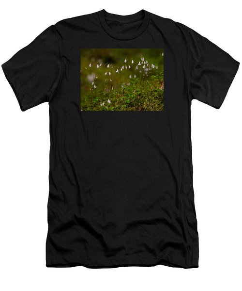 Twinflower Men's T-Shirt (Athletic Fit)