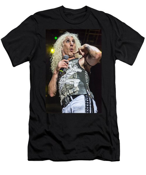 Twisted Sister - Dee Snider Men's T-Shirt (Athletic Fit)