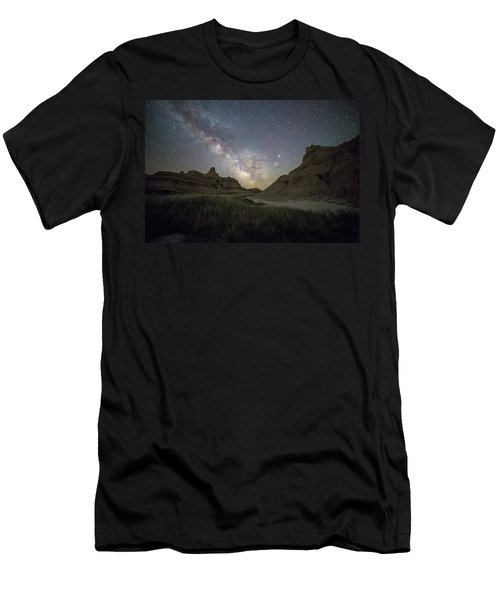 Two Buttes And A Beaut Men's T-Shirt (Athletic Fit)