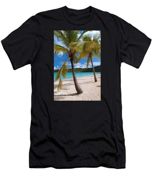 Two Palms Men's T-Shirt (Athletic Fit)