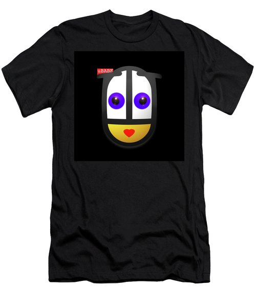 uBABE In The Night Men's T-Shirt (Athletic Fit)