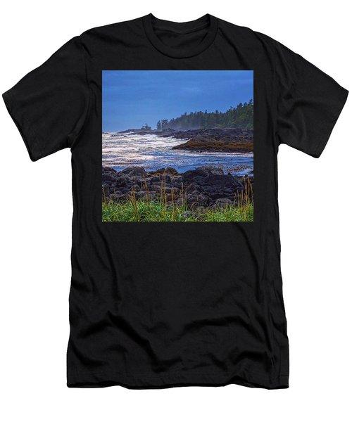 Ucluelet, British Columbia Men's T-Shirt (Athletic Fit)