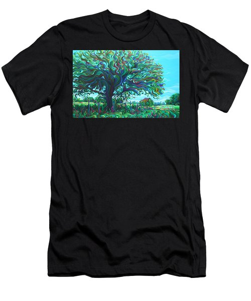 Umbroaken Stillness Men's T-Shirt (Athletic Fit)