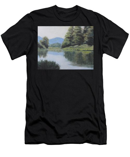 Umpqua River Men's T-Shirt (Athletic Fit)