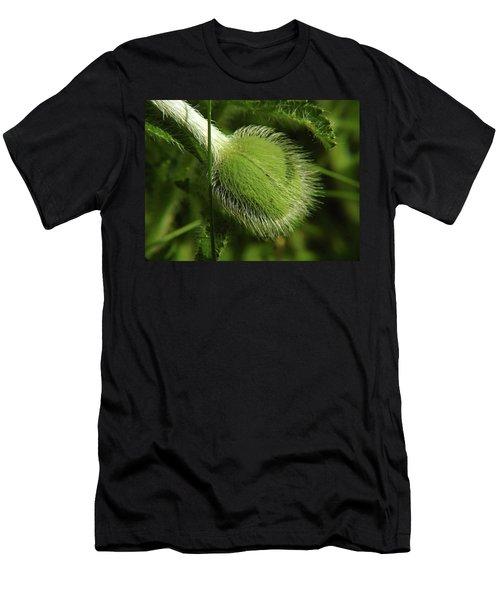 Unborn Poppy Men's T-Shirt (Athletic Fit)