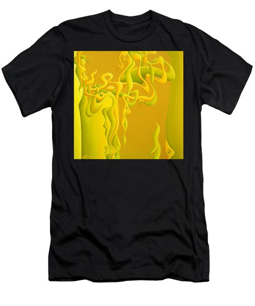 Unbridaled Innocence Men's T-Shirt (Athletic Fit)