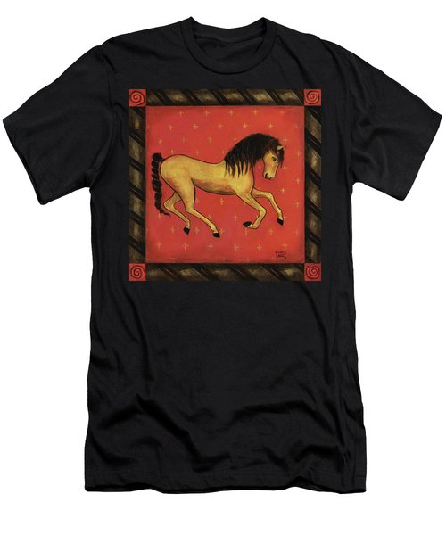 Unbridled ... From The Tapestry Series Men's T-Shirt (Slim Fit) by Terry Webb Harshman