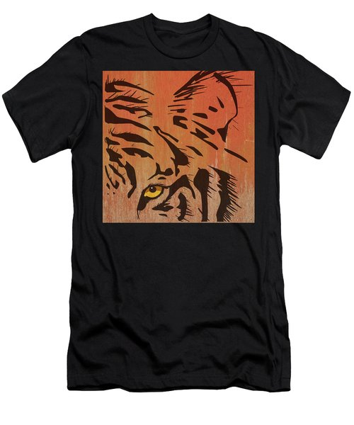 Uncertain State Of Being II Men's T-Shirt (Athletic Fit)