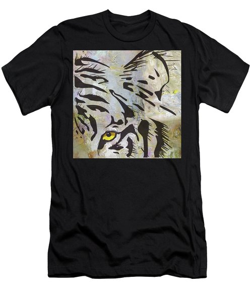 Uncertain State Of Being V Men's T-Shirt (Athletic Fit)