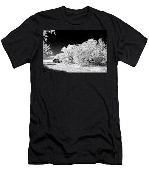 Under A Dark Sky Men's T-Shirt (Athletic Fit)