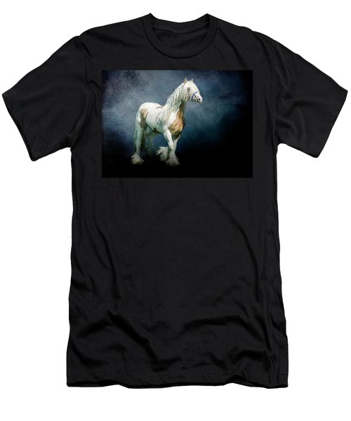 Under A Gypsy Moon Men's T-Shirt (Athletic Fit)