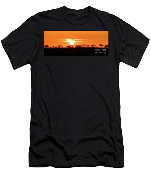 Under African Skies Men's T-Shirt (Athletic Fit)