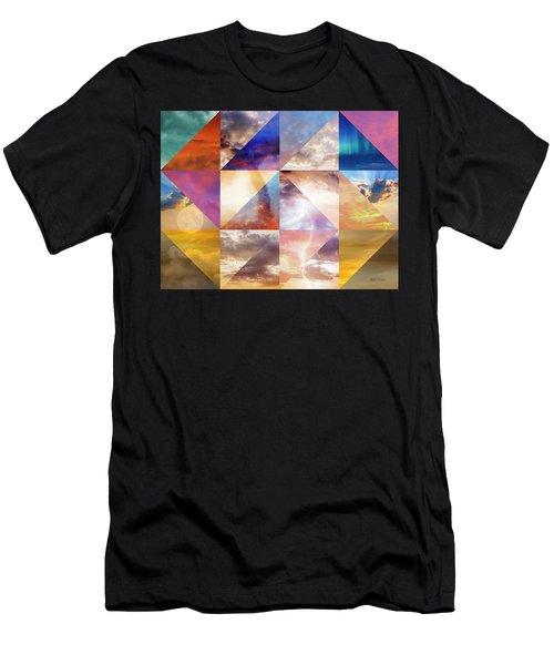 Under Heaven Men's T-Shirt (Athletic Fit)