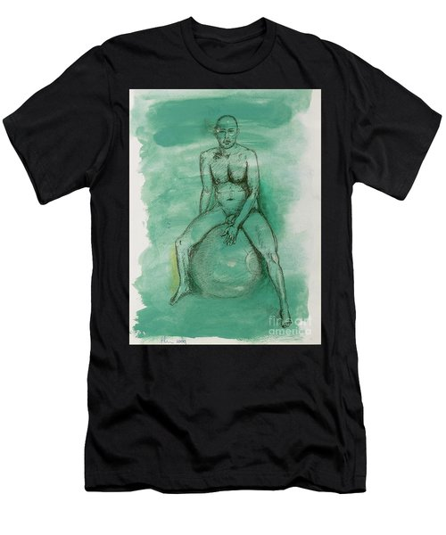 Under Pressure Men's T-Shirt (Athletic Fit)