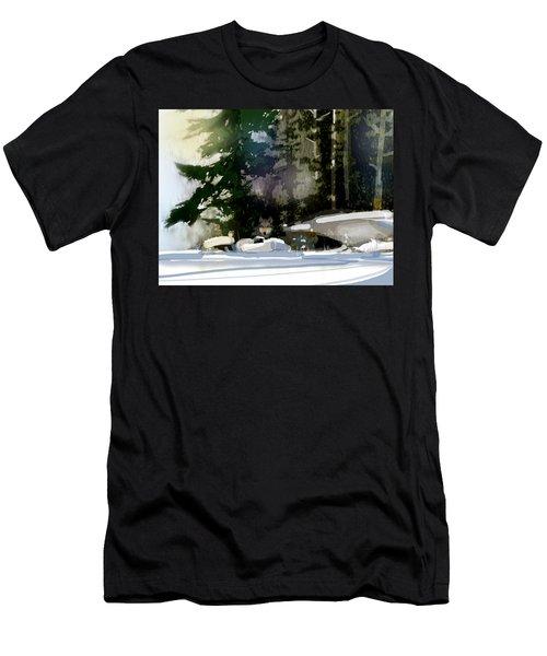 Under Surveillance Men's T-Shirt (Athletic Fit)