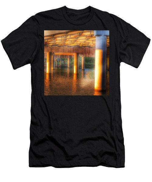 Under The Boardwalk Men's T-Shirt (Athletic Fit)