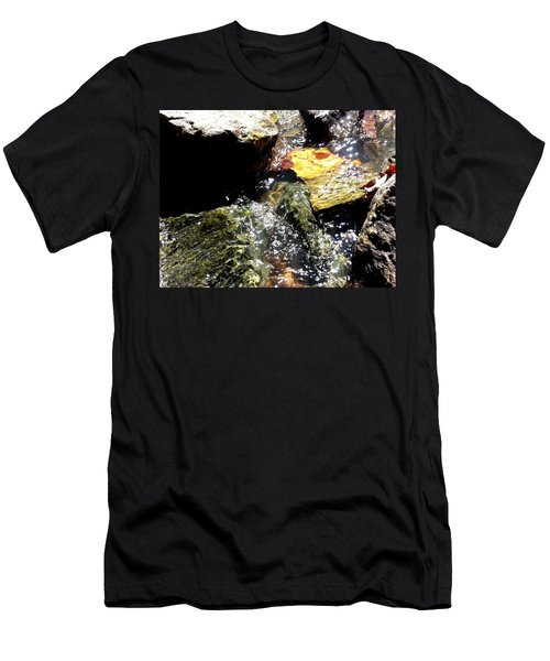 Under The Glass Of Water Men's T-Shirt (Athletic Fit)