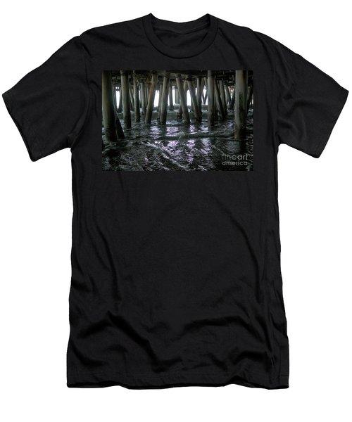Under The Pier 4 Men's T-Shirt (Athletic Fit)