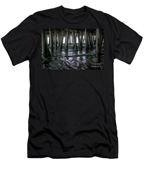 Under The Pier 4 Men's T-Shirt (Athletic Fit)