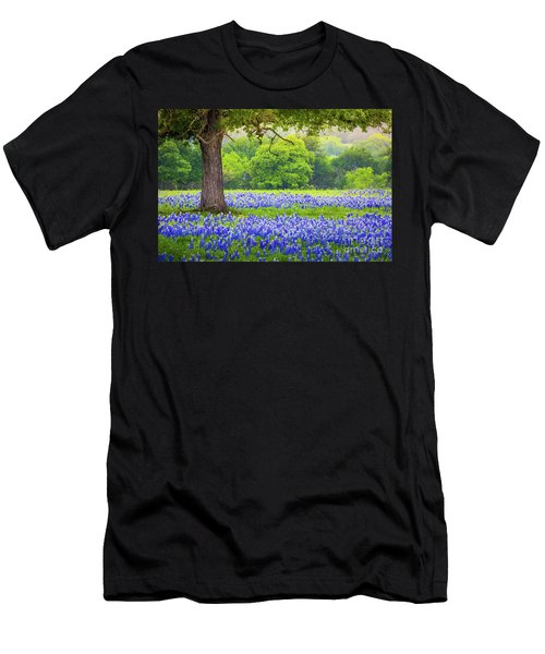 Under The Tree Men's T-Shirt (Athletic Fit)