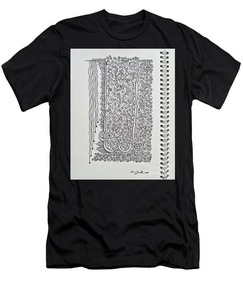 Sound Of Underground Men's T-Shirt (Athletic Fit)