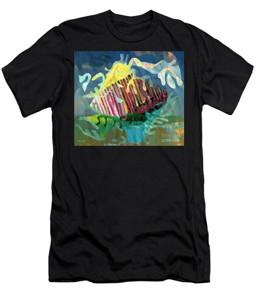 Undersea Still Life Men's T-Shirt (Athletic Fit)